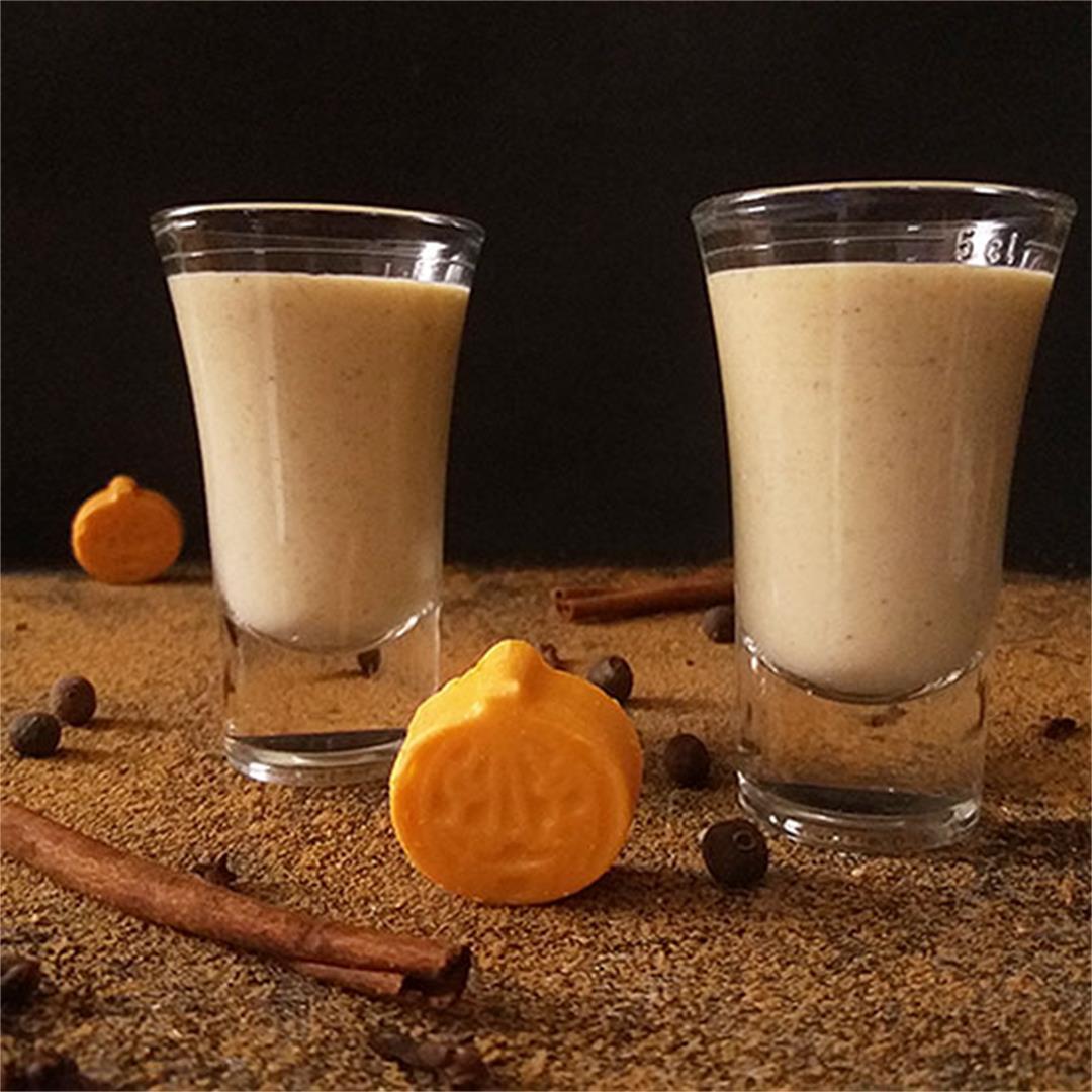 Pumpkin Cream Liqueur