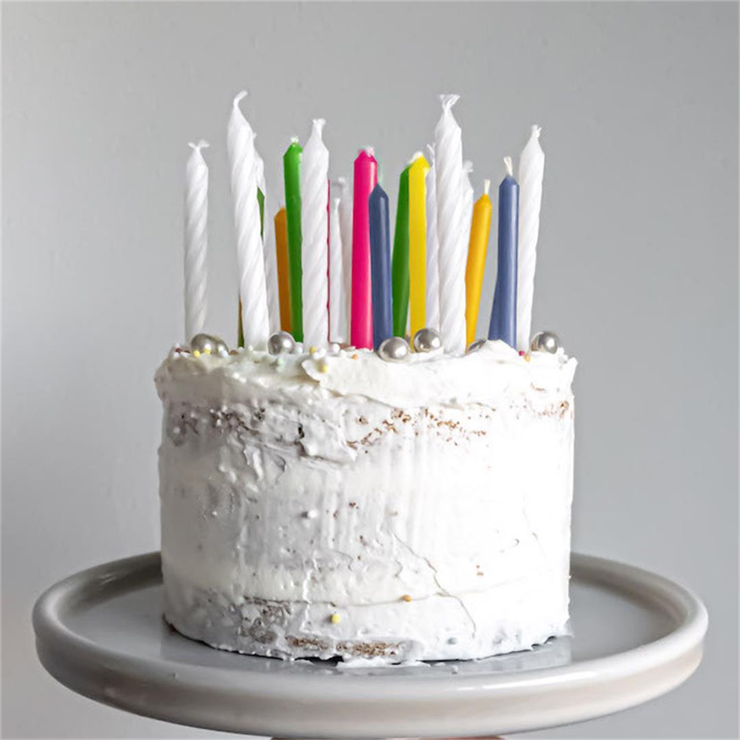 A Great Mini Birthday Cake Recipe – Maya's Kitchen Daydreams