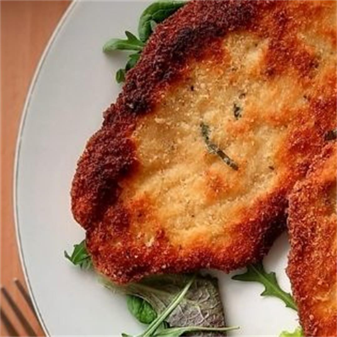 Crispy Chicken Cutlets That You'll Want to Prepare Now