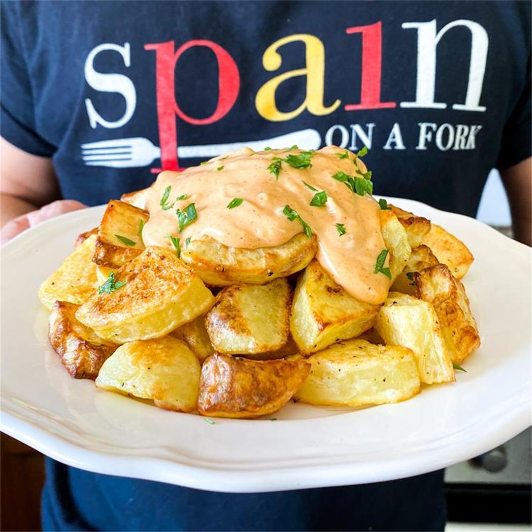 Patatas Bravas that will Transport you to Spain   Easy Recipe