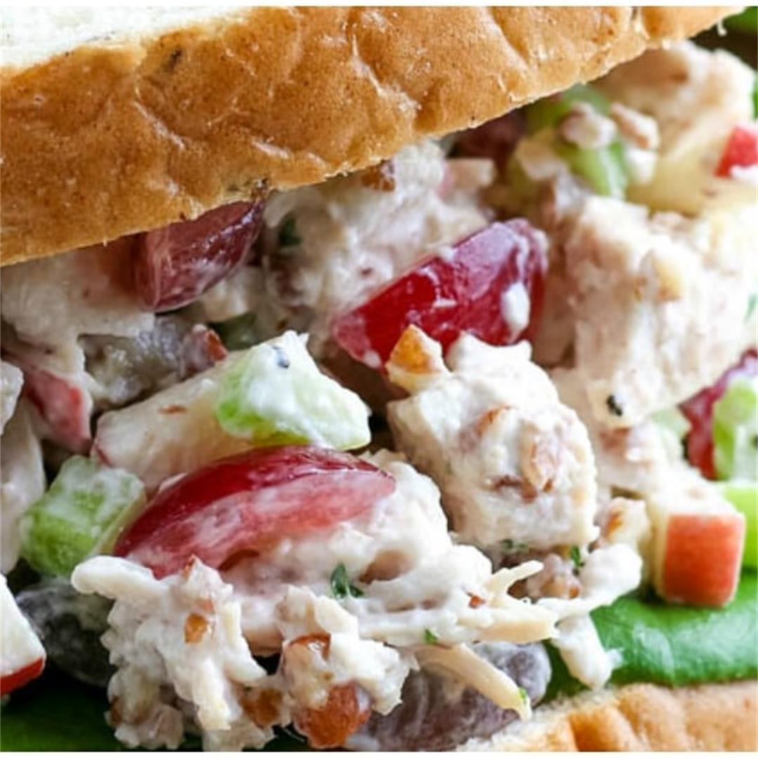 Delicious Chicken Salad Recipe