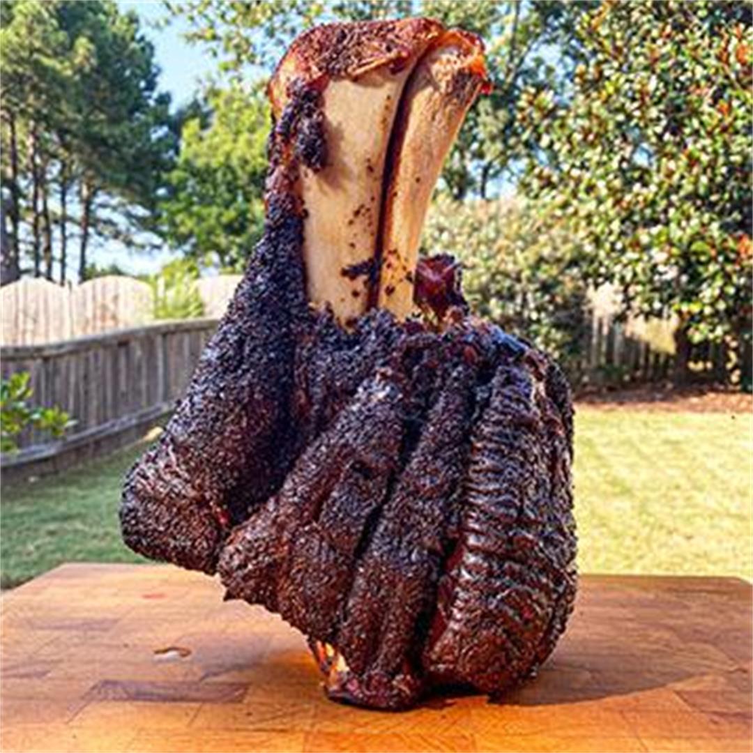 Smoked Wagyu Beef Shank