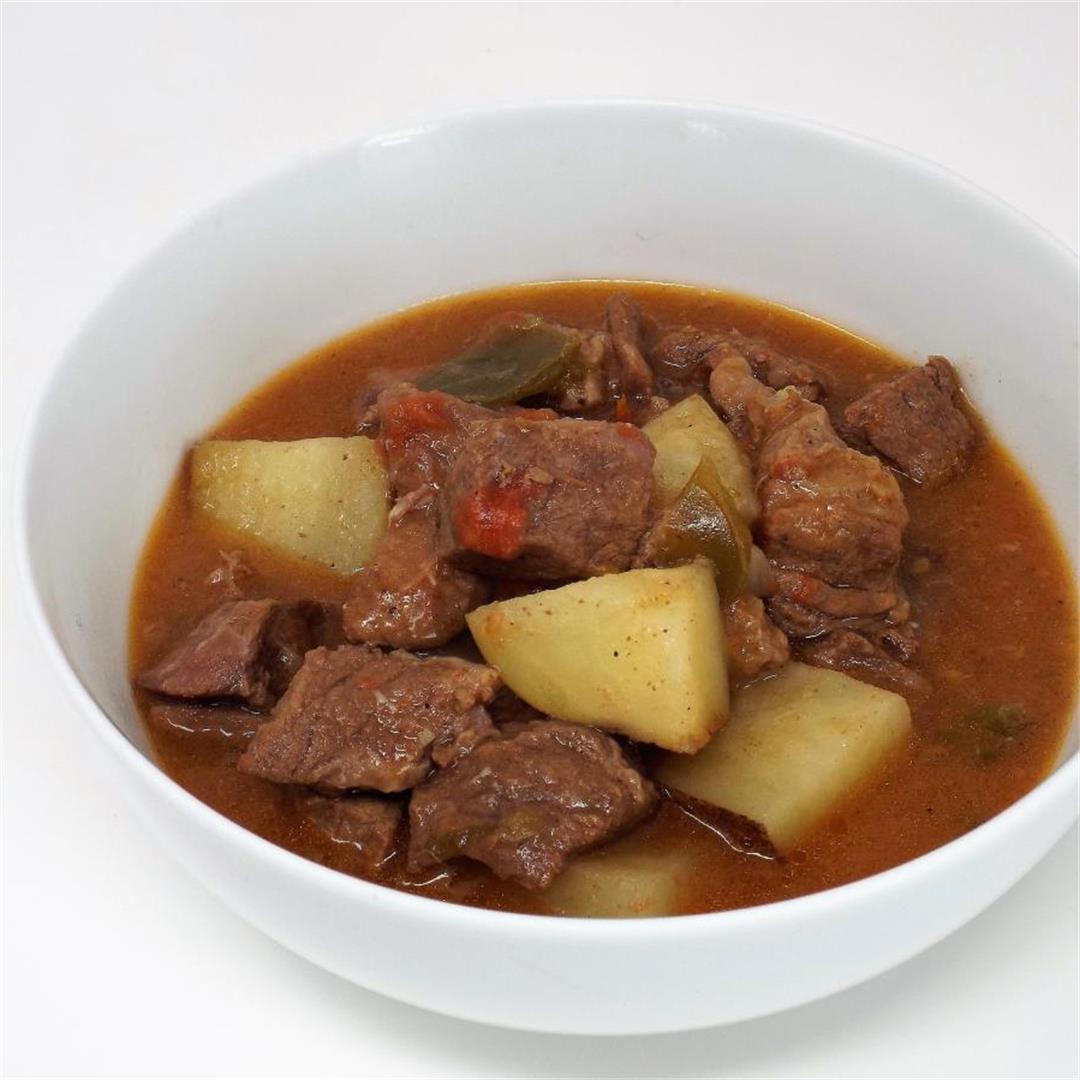 Carne Guisada (Latin Beef Stew)