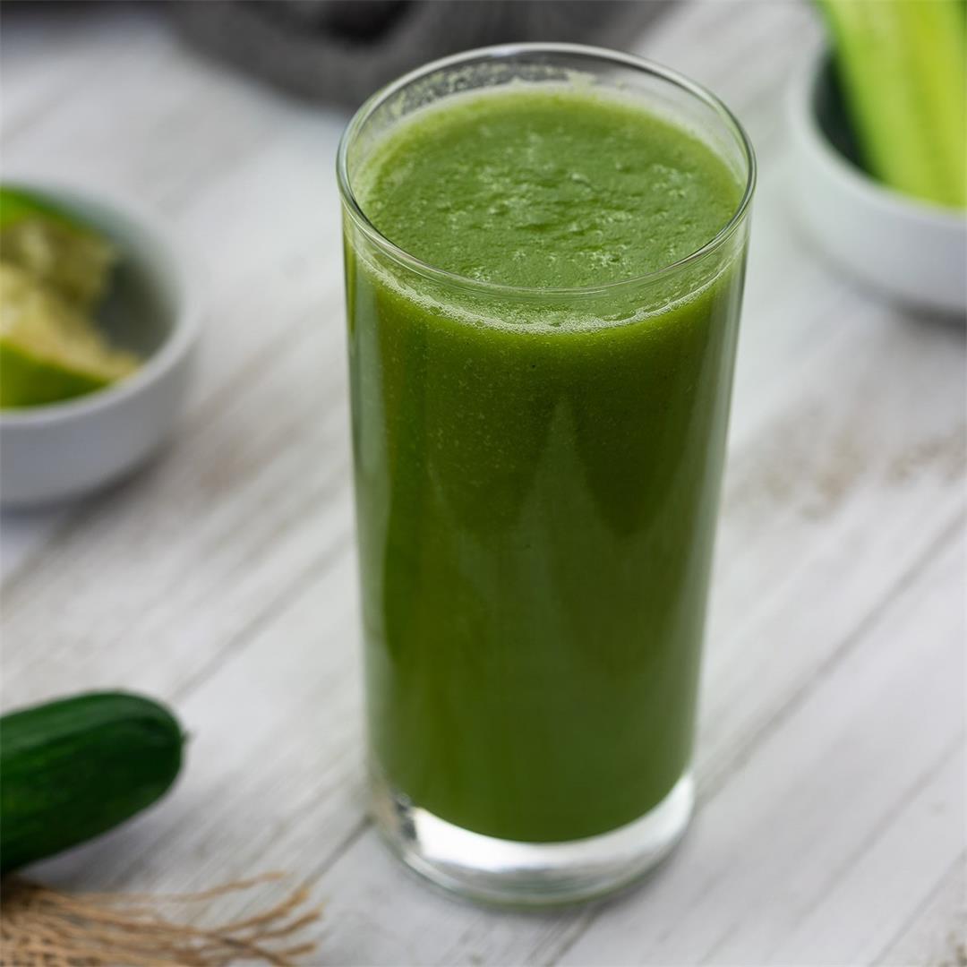 Cucumber Juice Recipe and its Benefits