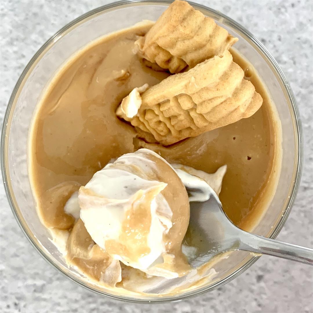 Peanut Butter Cheesecake (Gluten Free)