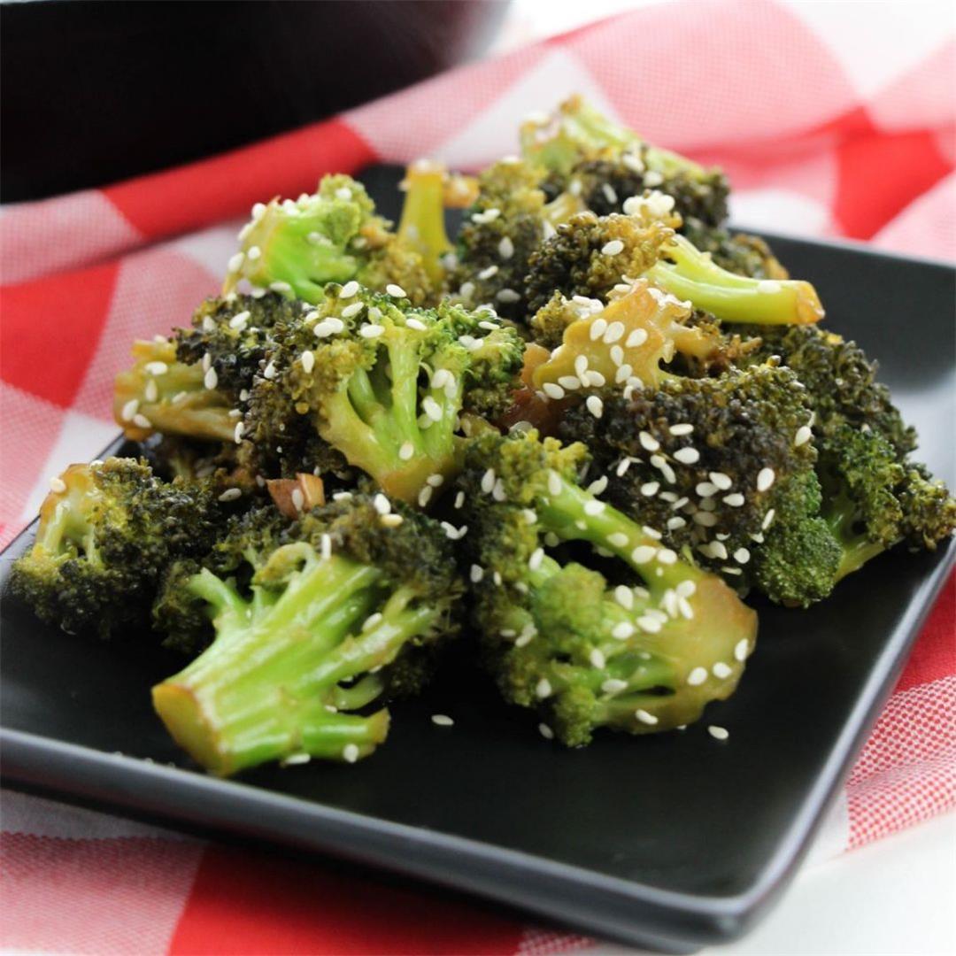 Asian Style Broccoli