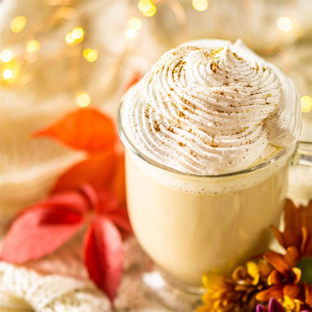 Maple Latte (Hot or Iced)