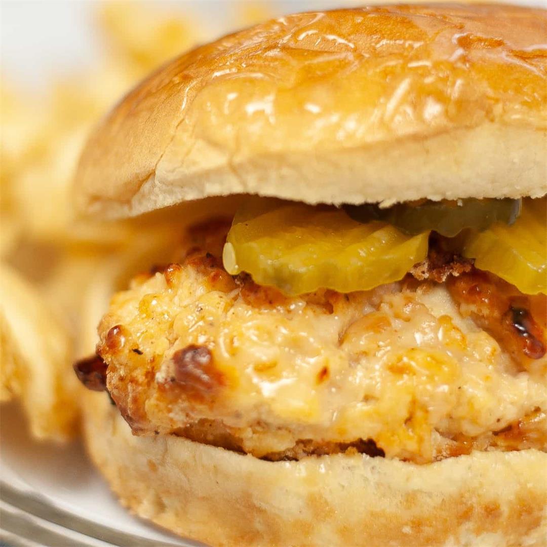 Air Fryer Chick Fil A Sandwich