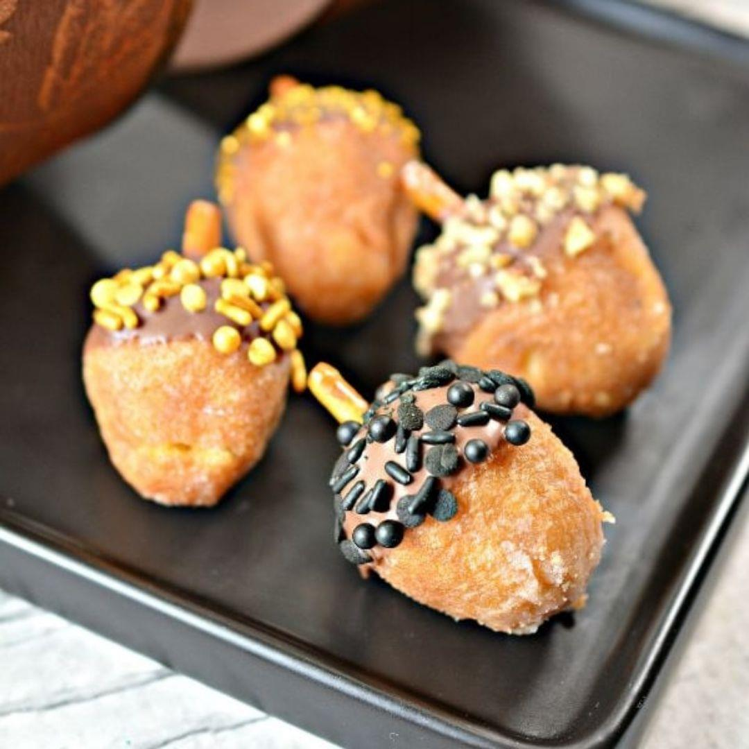 Donut Hole Acorns