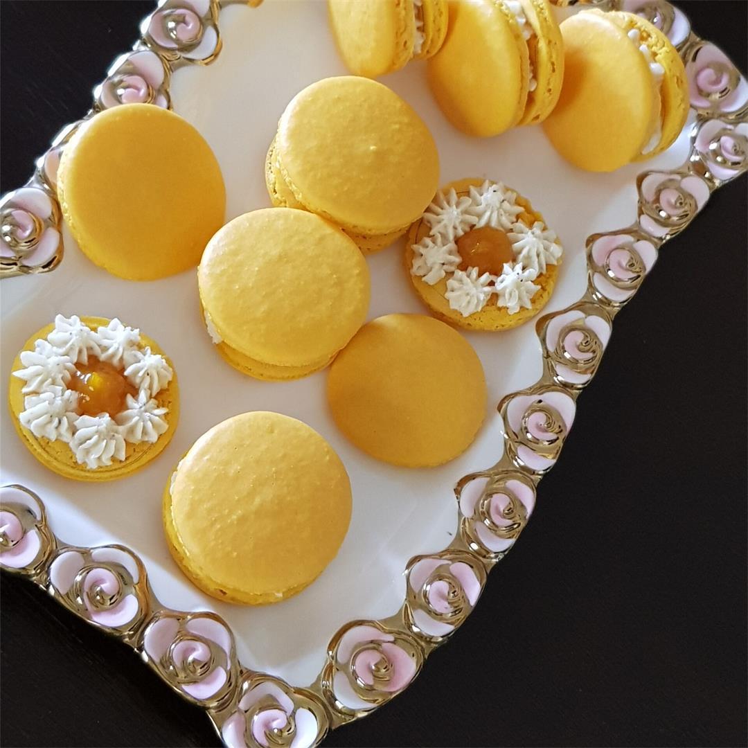 French Macaron Recipe/ How To Make Easy French Macaron |