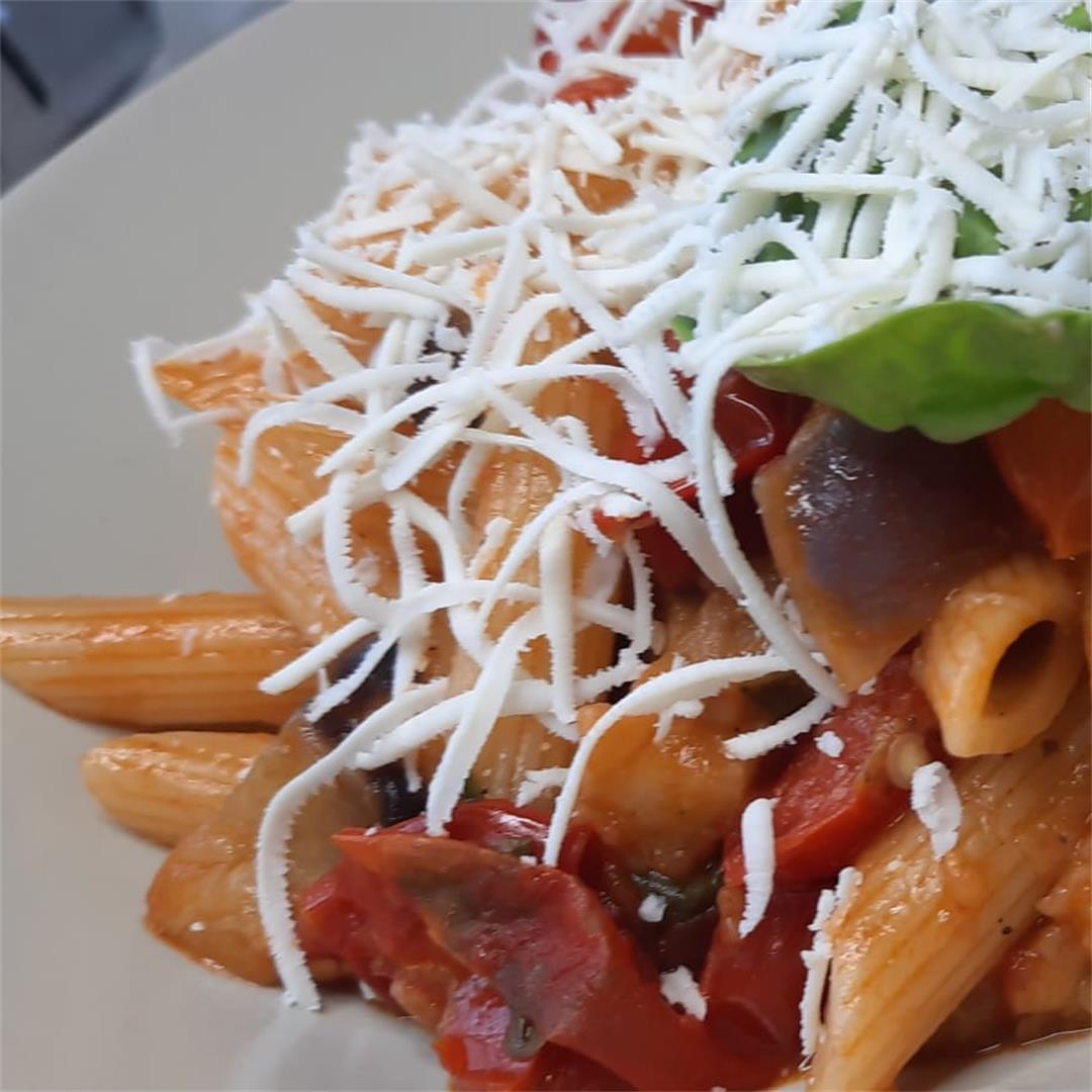 Pasta Alla Norma Recipe: Easy And Tasty Sicilian Recipe